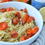 Easy Roasted Tomato Pasta