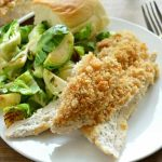 Sour Cream baked Chicken with Ritz Topping
