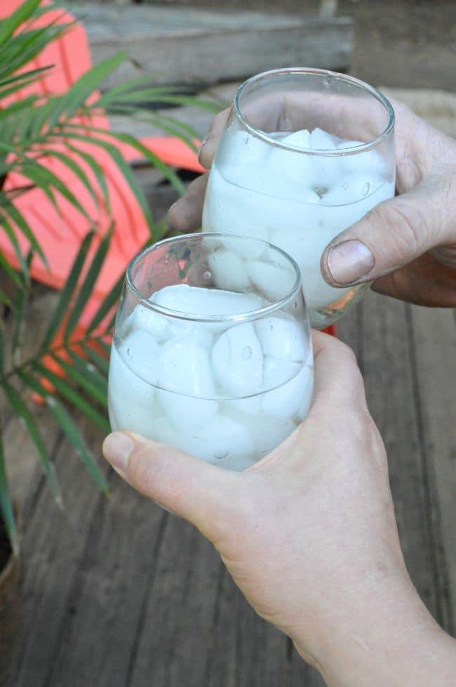 Cheers! Barefoot Refresh