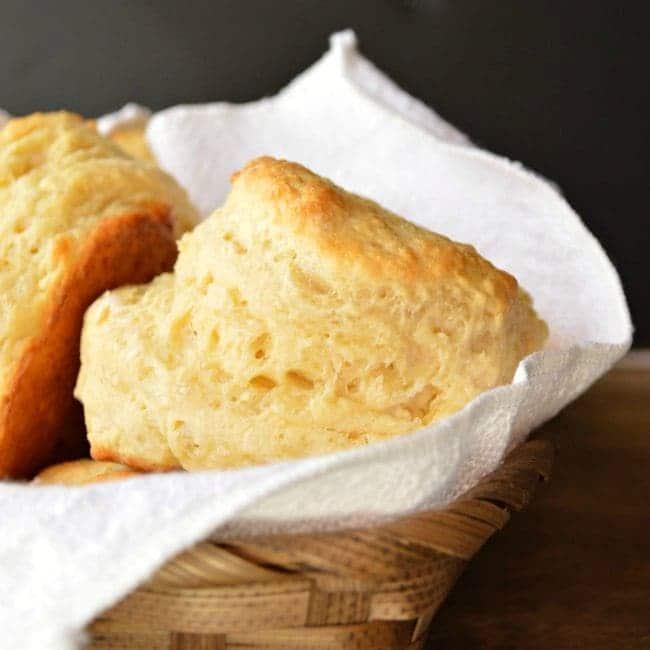 Greek Yogurt Biscuit Recipe