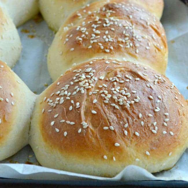 Brioche Bun Recipe From Scratch