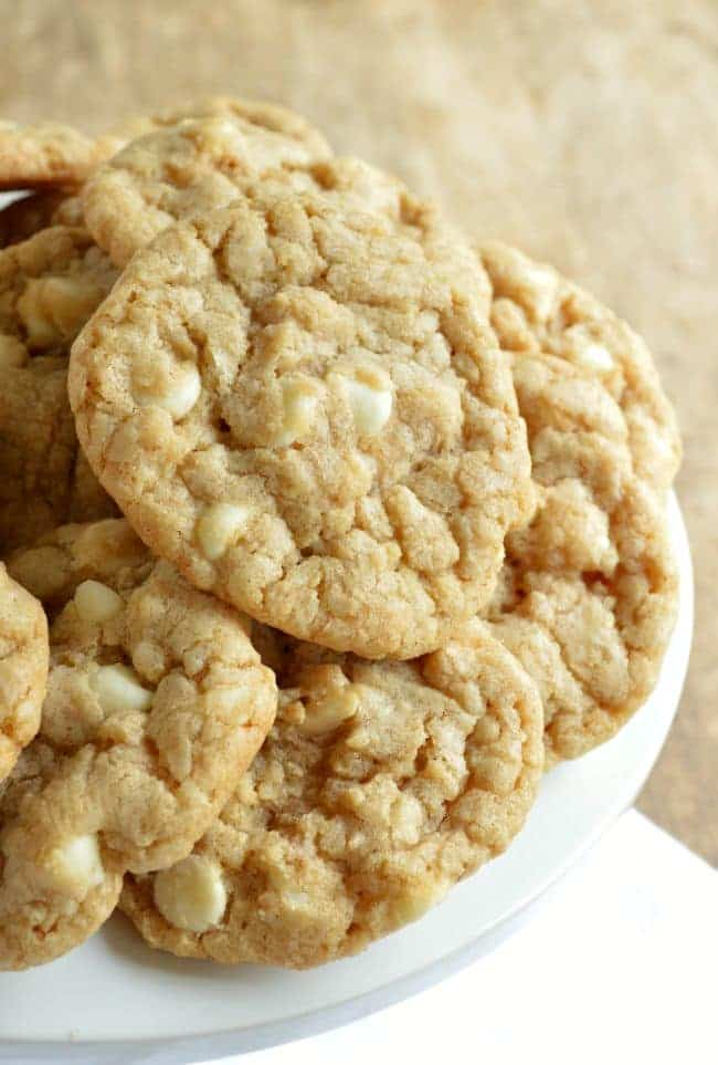Marry Me Cookies with White Chocolate and Macadamia Nuts