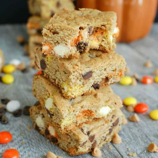 Julia's Monster Cookie Bars