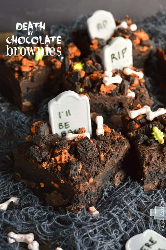 Death by Chocolate Brownies Recipe