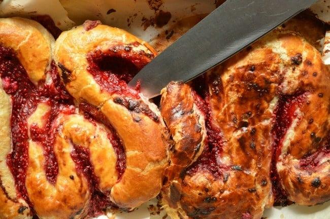 Icky Intestines Bread Recipe