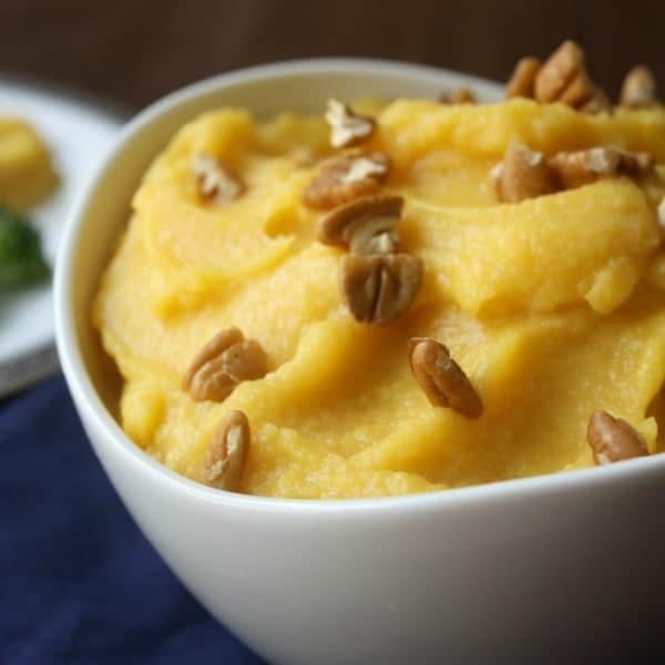Acorn Squash Puree - Daily Appetite