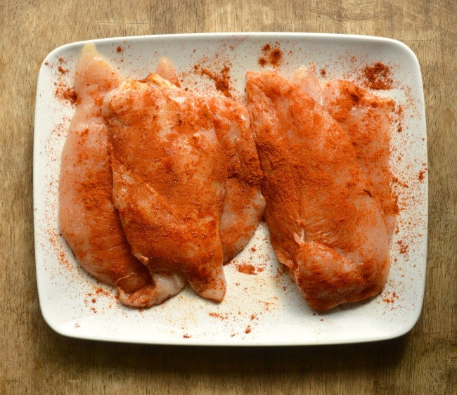 How to make Chicken paprika