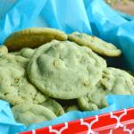 Pistachio Pudding Cookie Recipe