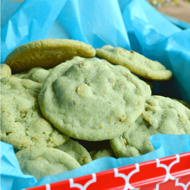 Pistachio Pudding Cookie Recipe