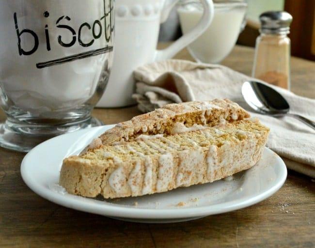 Spiced Biscotti Recipe