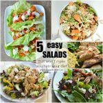 5 Easy Salads That Won't Make You Hate Your Diet