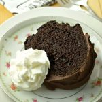 Chocolate Banana Bundt Cake Recipe