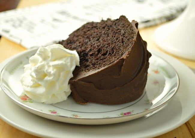 Low Calorie Chocolate Cake Recipe