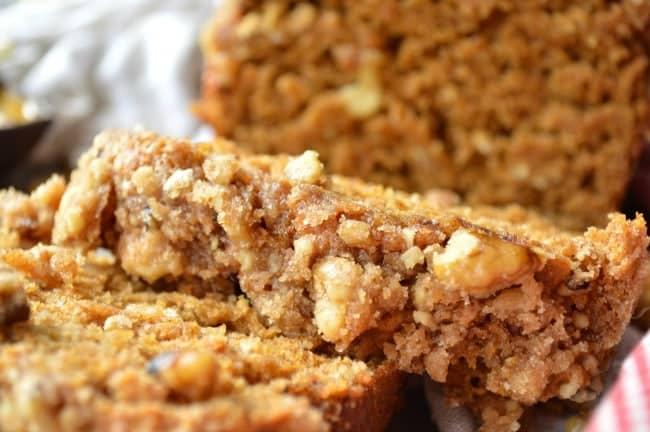 Sweet Potato Crunch Bread