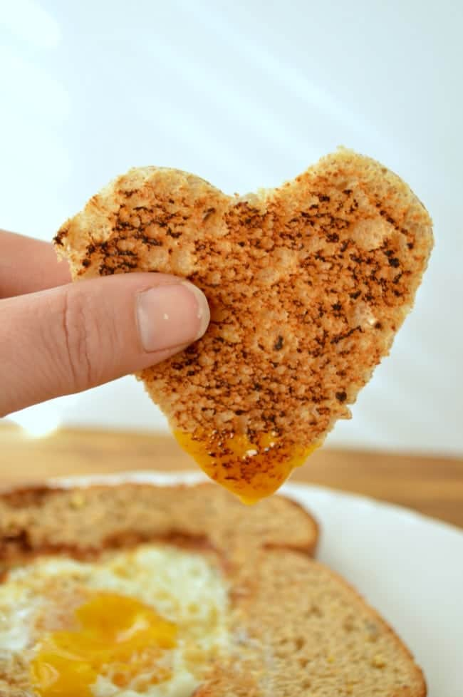 How To Make A Heart Shaped Breakfast Sugar Dish Me