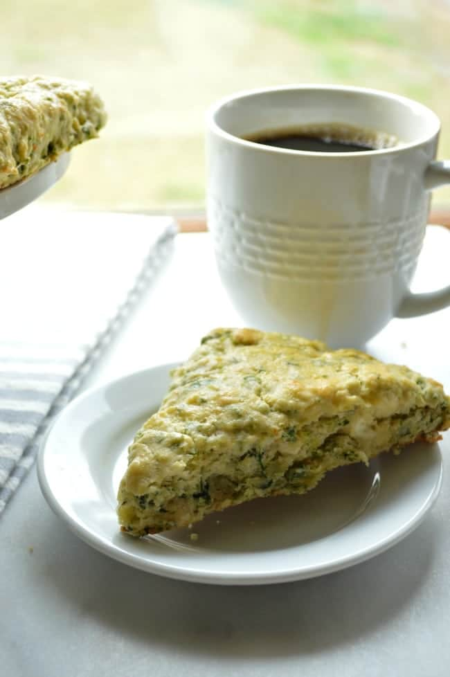 Spinach and Feta Scones