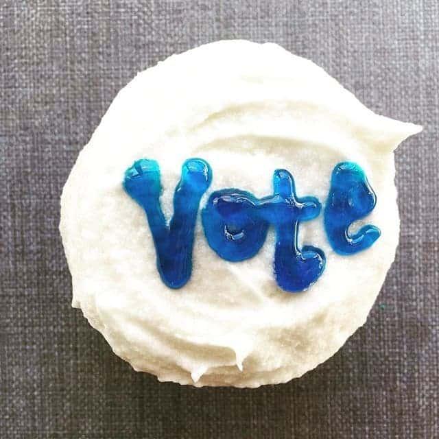 Vote Cupcakes