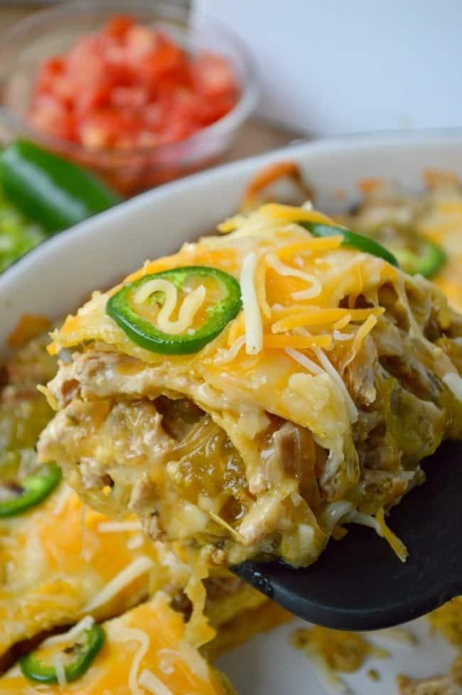 Cheesy Tamale Casserole Recipe