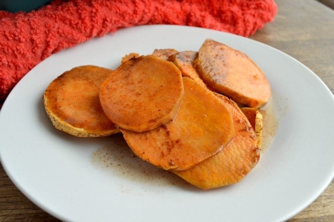 Cider Baked Sweet Potato Recipe