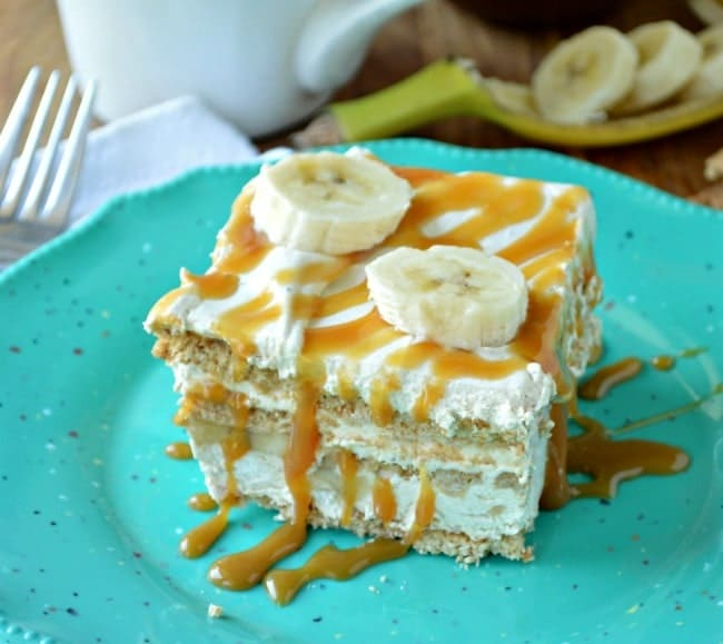 Apple Butter Icebox Cake Recipe