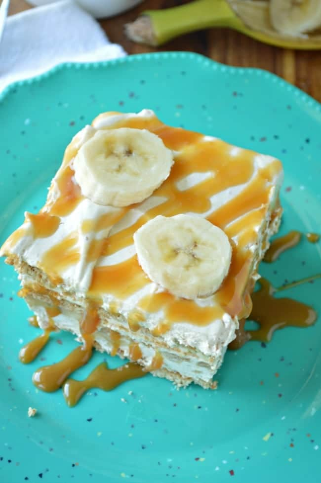 Easy Banana Icebox Cake