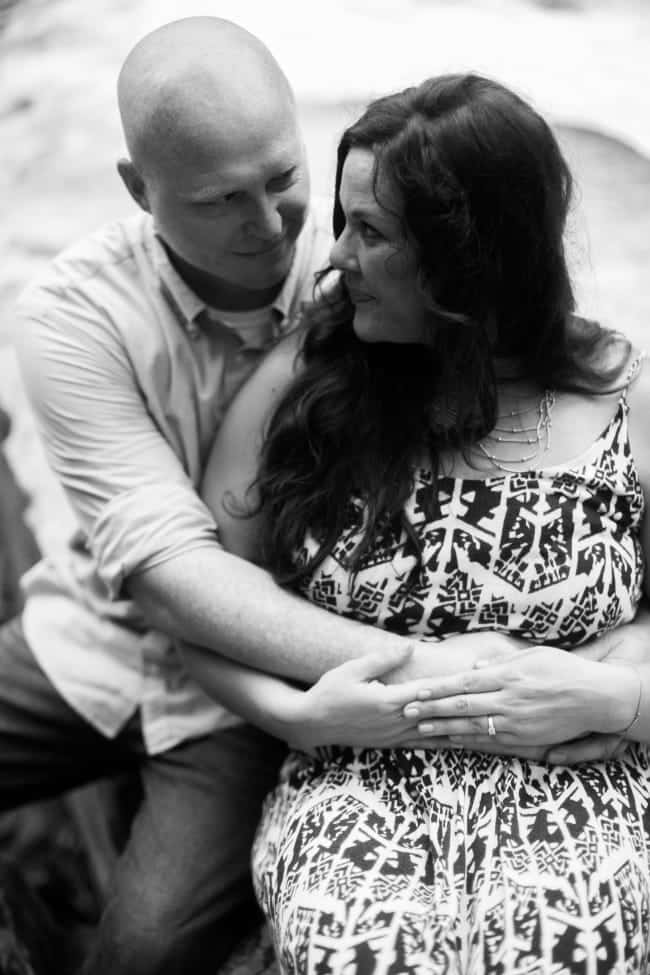 Heather and Chad Engagement