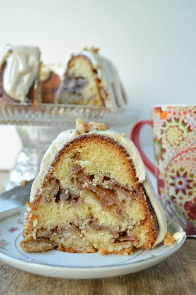Apple Chai Cake Recipe