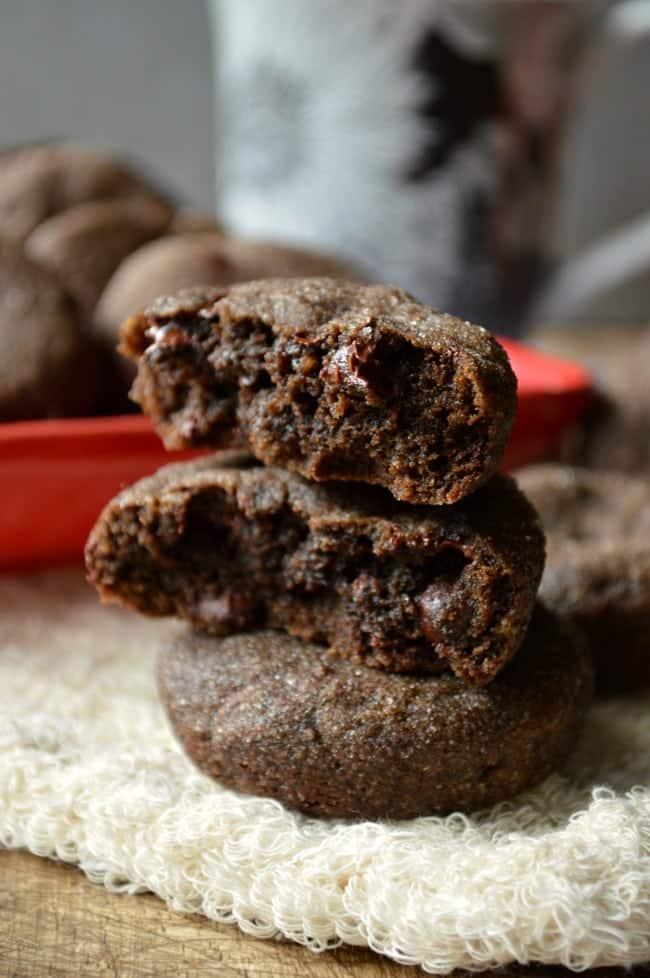 Dorie's Cookies Double Ginger Molasses Cookies Recipe