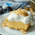 No Bake Pumpkin Cheesecake Squares Recipe