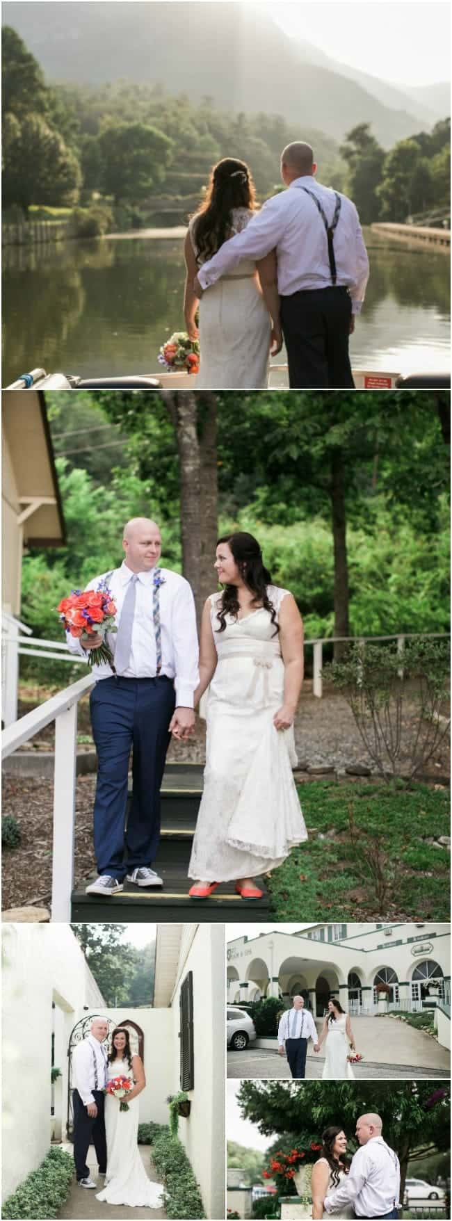Lake Lure NC Wedding