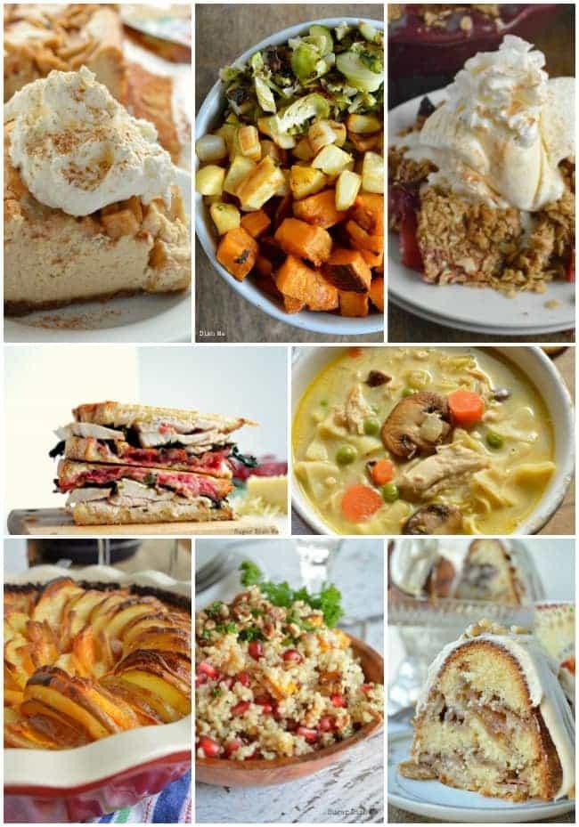 Sugar Dish Me's BEST Thanksgiving Recipes