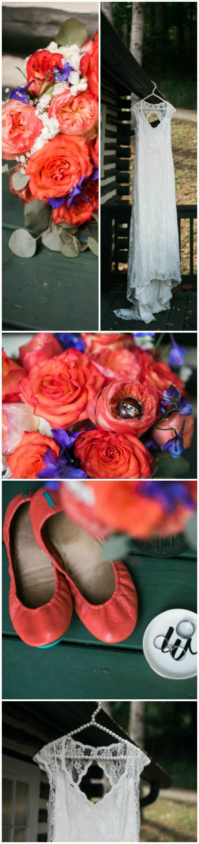 Poppy Wedding Colors