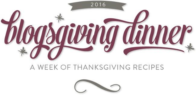 Blogsgiving 2016