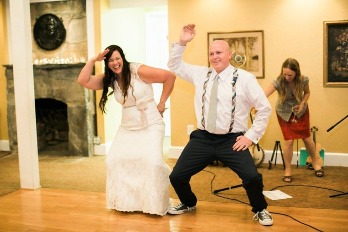 Napoleon Dynamite Wedding Dance