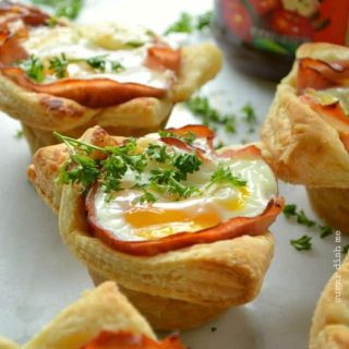Ham and Egg Brunch Cups Recipe