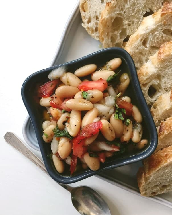 Tuscan White Bean Dip from Feast and West