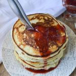 Bloody Good Pancakes recipe