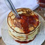 Bloody Good Pancakes recipe