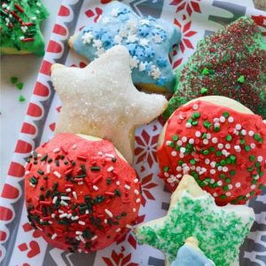Lofthouse Cut Out Cookies Recipe