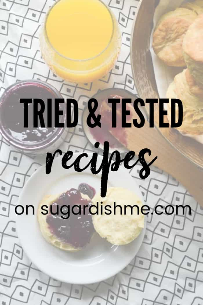 The Best Tried and Tested Recipes on Sugar Dish Me