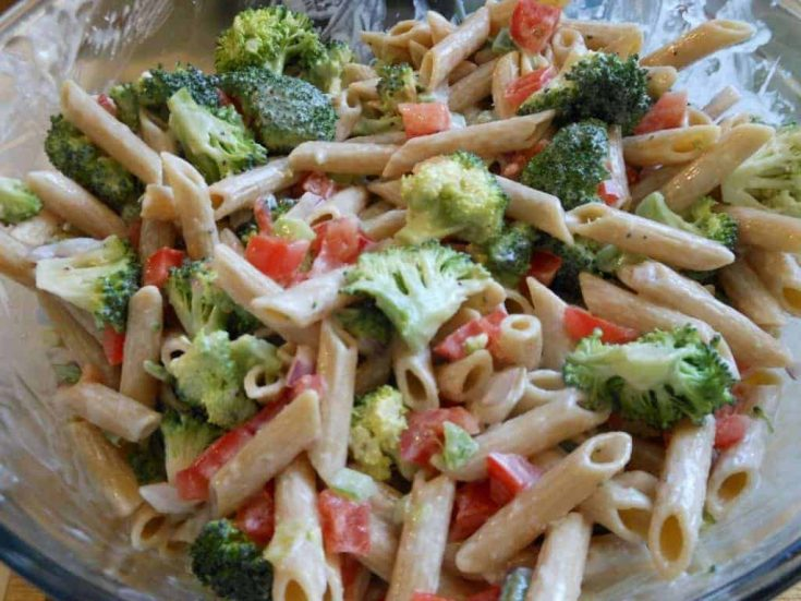 Best Pasta Salad Dressing